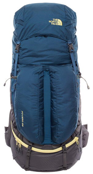 The North Face Fovero 85 Backpack S/M monterey blue/goldfinch yellow